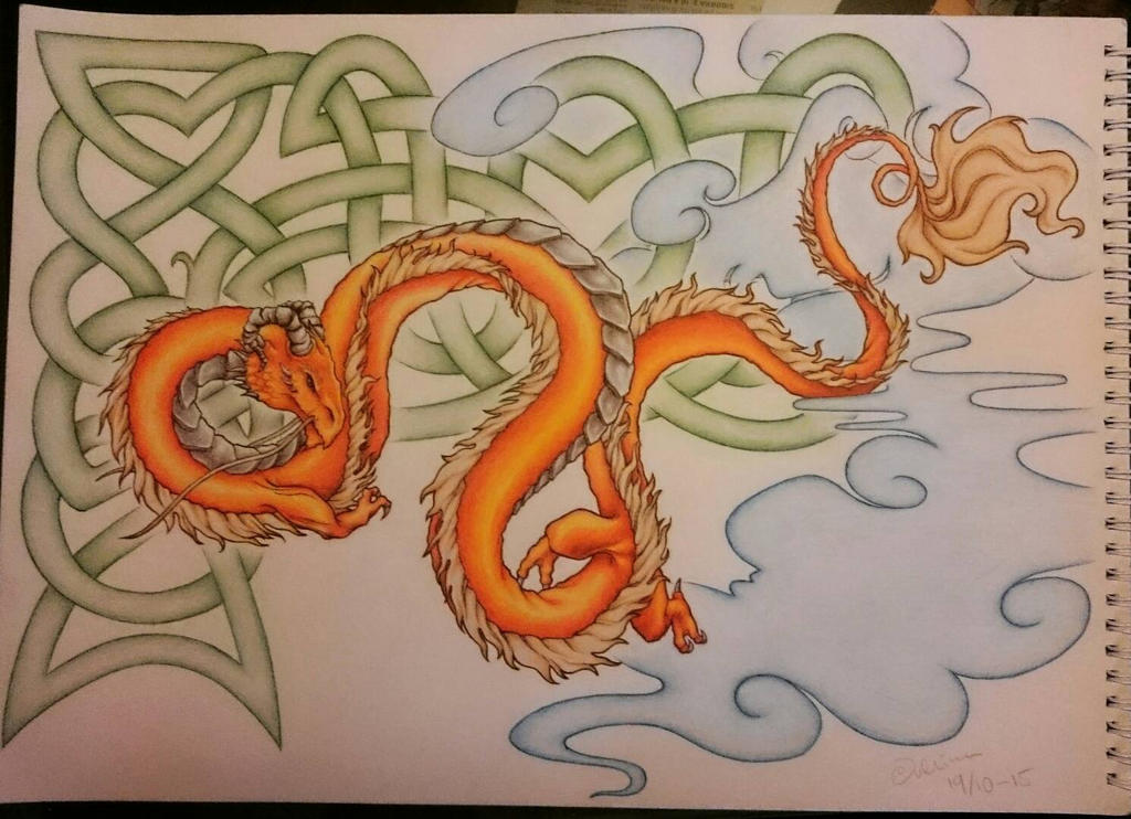 Dragon~thingie by TheUglyBlowfly