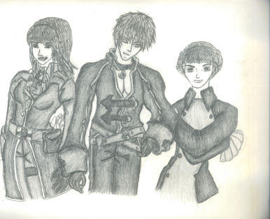 Shadow Hearts: 2 Loves by AkutiDee