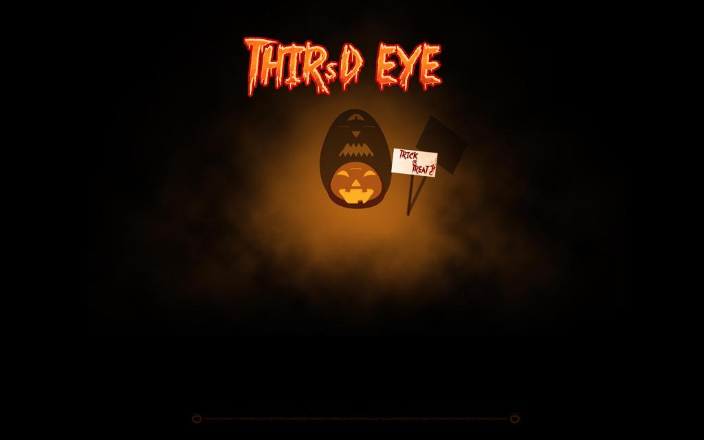 THIRsD  EYE by Mattev