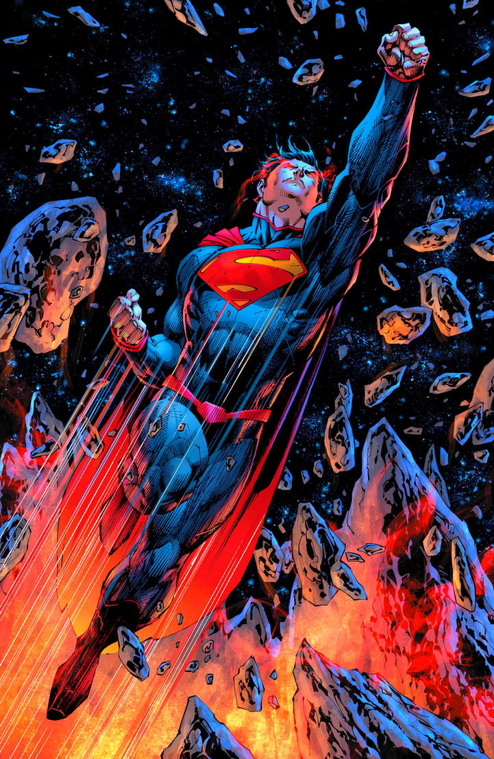 Jim lee superman hot girls wallpaper for 52 time table