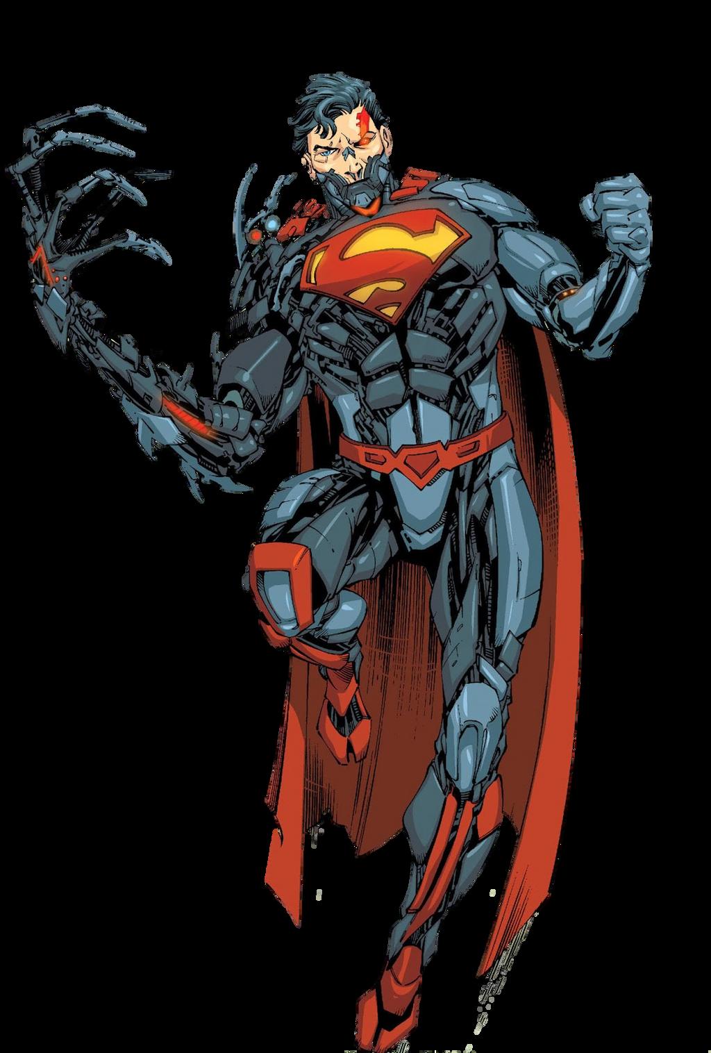 Cyborg Superman  DC Database  FANDOM powered by Wikia