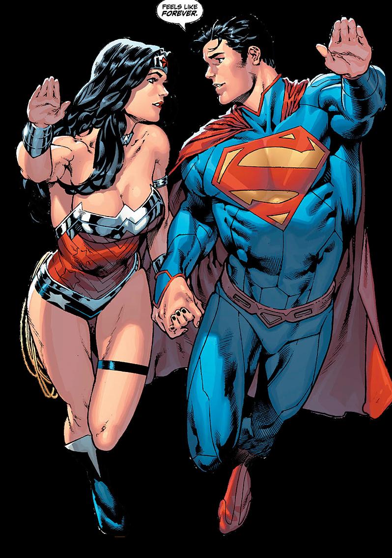 superman and wonder woman new 52 relationship quiz