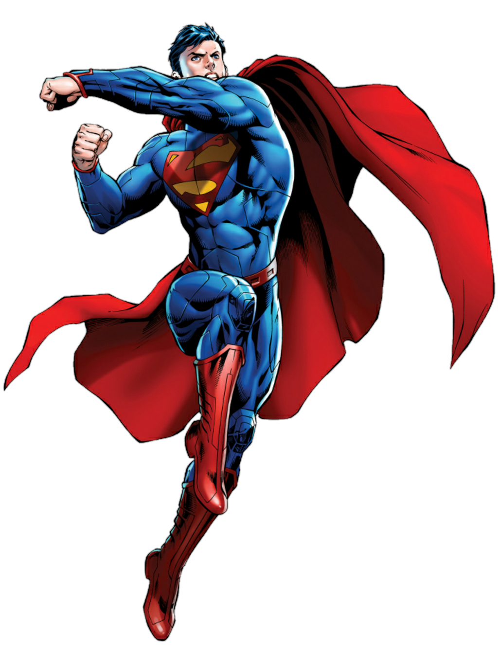 New 52 superman by mayantimegod on deviantart for 52 time table