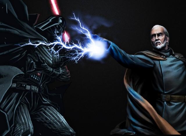 Darth Vader vs Darth tyranus by MayanTimeGod on DeviantArt