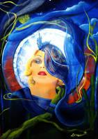 Jungle Lady by Ana-Lesac