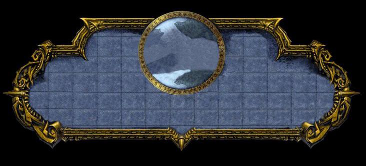 World of warcraft empty logo by Warr3