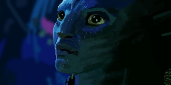 Avatarstudie by Warr3