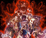 Art of Capcom2 colours by joverine