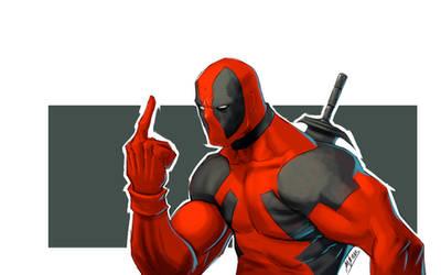 MvC3 series Deadpool  JoGeeTV
