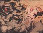 Werewolves attack