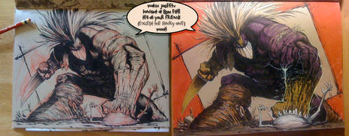 the Maxx watches JoGeeTV by joverine
