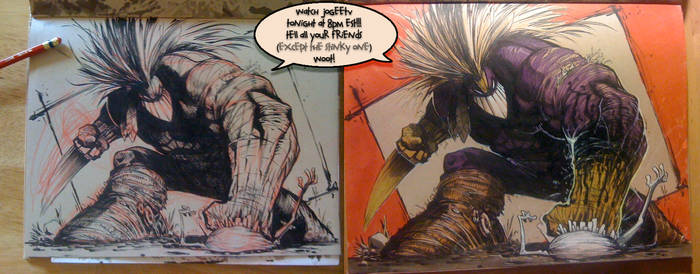 the Maxx watches JoGeeTV