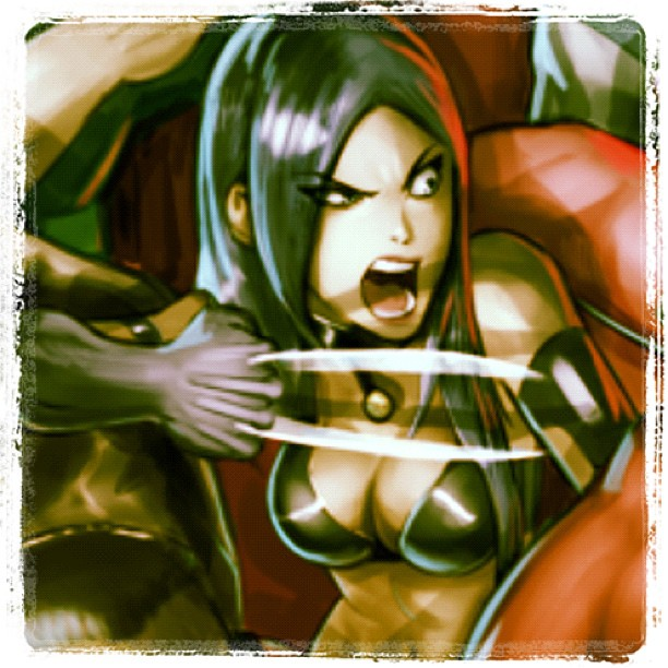 MvC teaser x23 by joverine