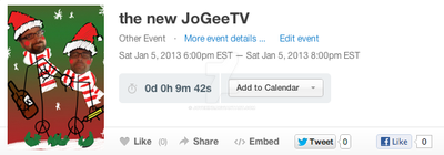 new JoGeeTV has moved! by joverine