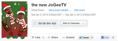 new JoGeeTV has moved!