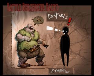 BBBB 7 fat zombie web by joverine