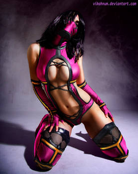 Mileena Cosplay by Galaxis