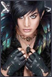 Adam Lambert FM Cover
