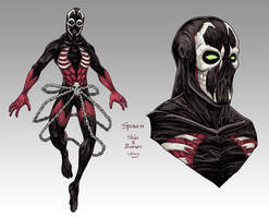 Spawn: Skin and Bones