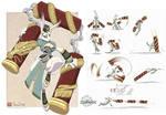 Zodihavoc: TouZhai, battle hare