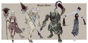 Magister Phobia