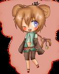 Chibi Mouse Cutie