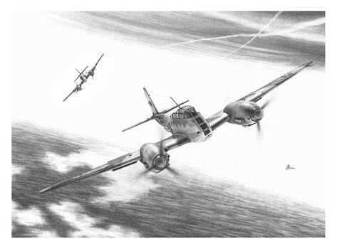 Messerschmitt Me-410 Hornisse