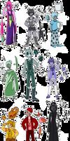 Auctions Gemsona Adopts .::1 LEFT!!!::.