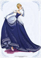 Cinderella by AzureOcean