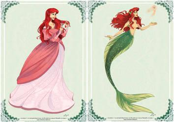 Ariel by AzureOcean