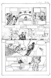 Dredd cycle of violence - page 3 of 6 by maricomics