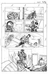 Dredd cycle of violence - page 6 of 6 by maricomics