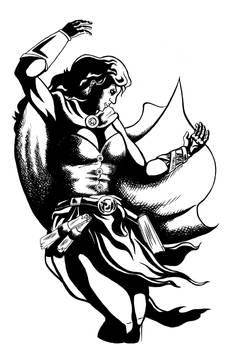 Sketch for fantasy game_4