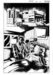Green Arrow Ink pag.1 (fanart)