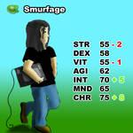 FFXI'd Smurfy ID by Smurfage
