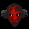 Straight-faced Demon