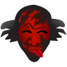 Raspberry-faced Demon