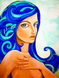 Siren by art-of-jaymee