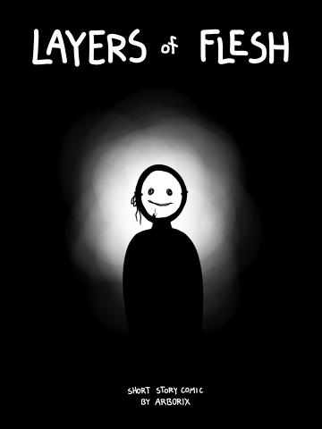 Layers of Flesh mini-comic