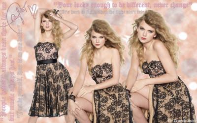 Taylor Swift quotes wallpaper by Disneystarstodo