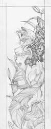Chimera Angelys by Miyou-illustration