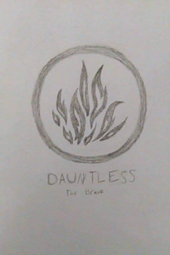 divergent dauntless symbol by beylikesfood on deviantart