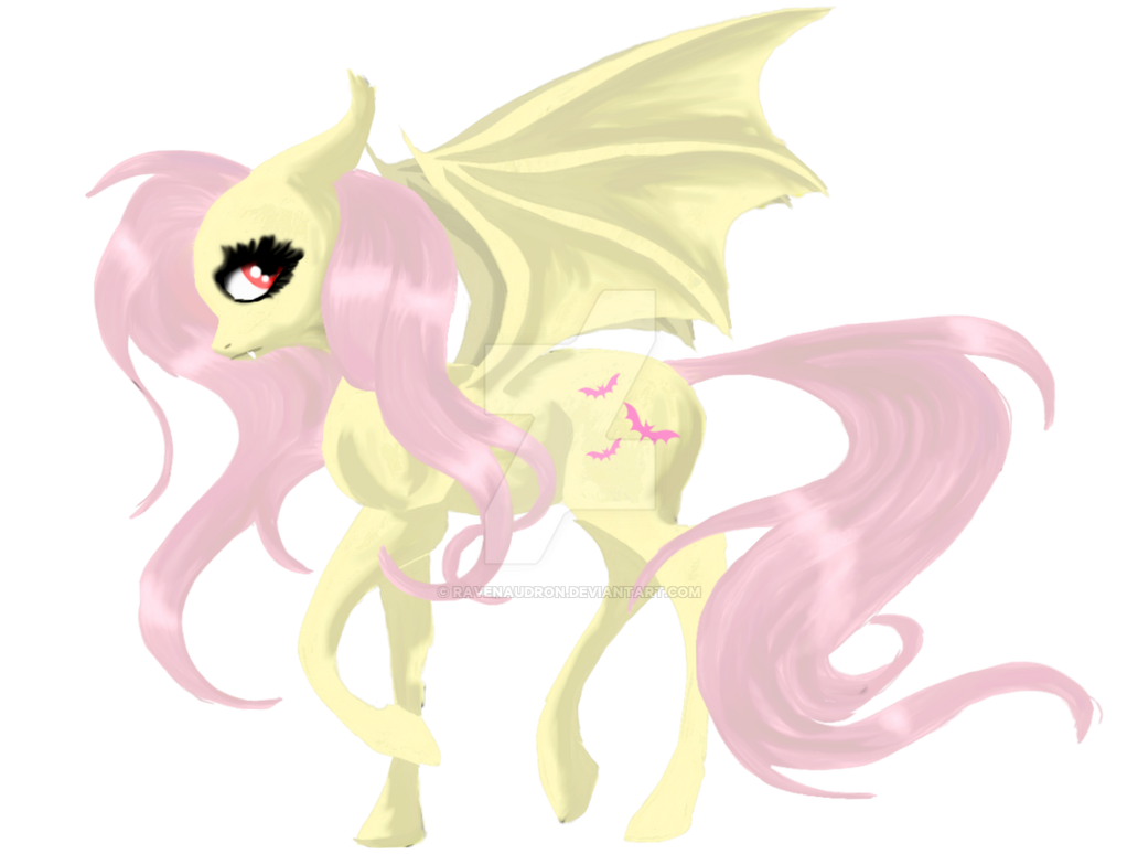 Flutterbat by ravenaudron