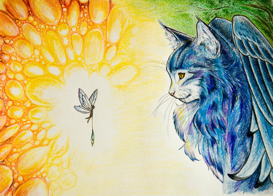 Blue Mystic - Colored