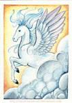 Pegasus ACEO