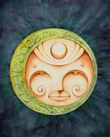 Mystic Sun by starwoodarts