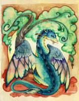 Dragon Tree by starwoodarts