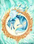 Blue Spirit Fox