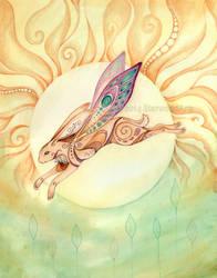 The Sun Rabbit