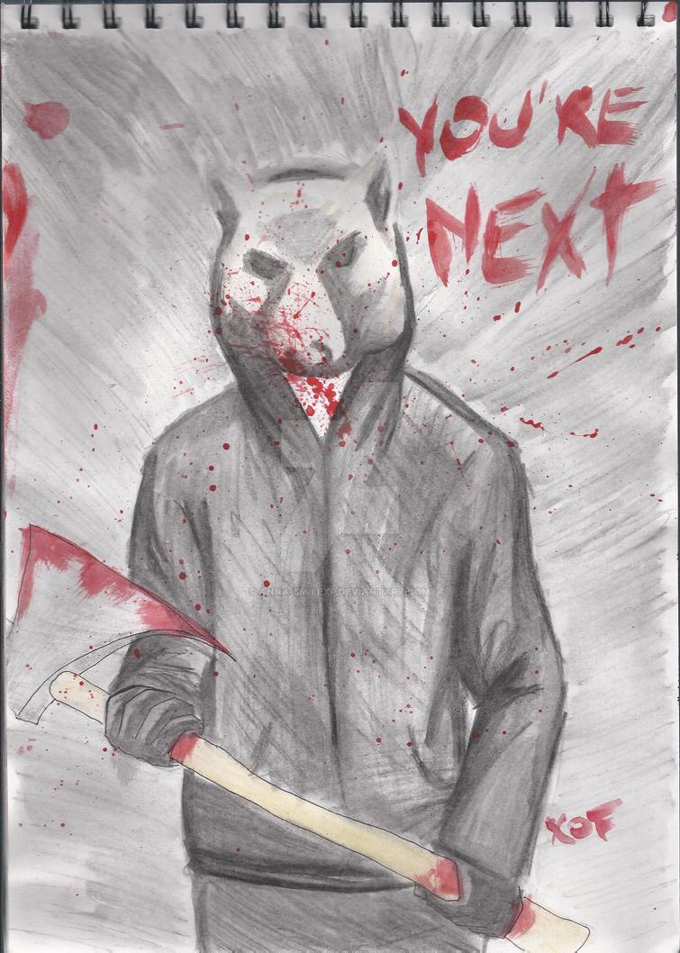 You're Next by anna-smilexp